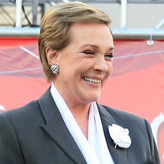 Julie Andrews at 69