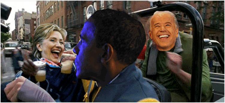 Obama at the Wheel