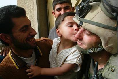 Soldier_bitten_by_child