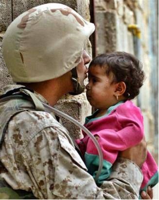 Soldier_tries_to_eat_child