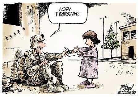 Thanksgivingsoldier